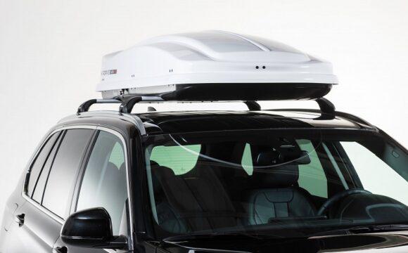 Krovna kutija za auto vrlo je praktična